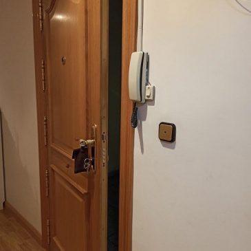 ¿Como abrir una puerta si te quedas las llaves puestas por dentro?