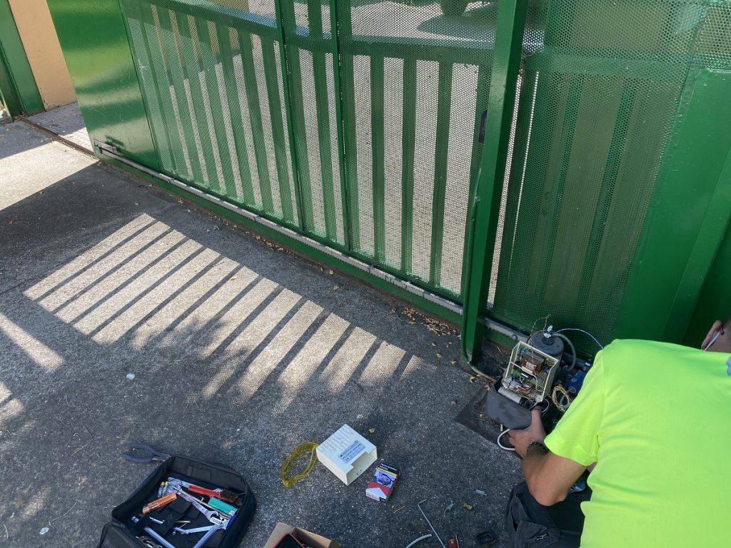 Cerrajeros valladolid puertas de garaje
